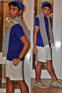 Blue-accessories-beige-uniqlo-sweater-blue-collezione-t-shirt-white-gap-sh