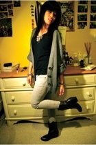 Target scarf - jeans - Michael Kors - Forever21 boots