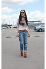 Glassons-jeans-urban-outfitters-wedges