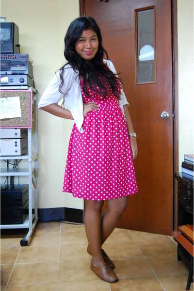 pink from 168 dress