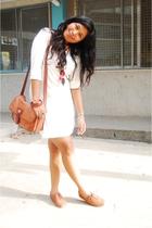 white random from Bangkok dress