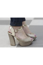 Gold-neon-aldo-earrings-gold-hk-brand-heels-navy-cotton-on-pants
