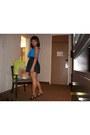 Ruffled-max-azria-blouse-pleated-max-azria-skirt-sequined-bilishi-heels