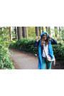 Forever-21-jeans-forever-21-blazer-forever-21-scarf-vintage-bag