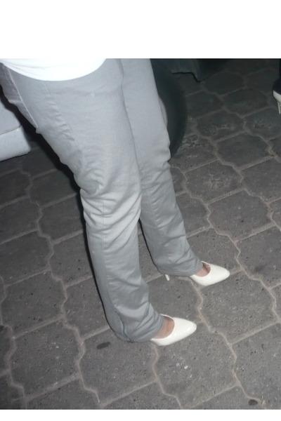 Zara jeans - Aldo shoes