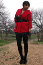 Red-vintage-coat-black-f21-skirt-black-bakers-boots-black-etsy-gloves-f2
