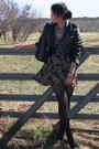 Vintage-jacket-asos-dress-f21-necklace-charlotte-russe-belt-leonello-bor