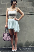 Topshop skirt - as top topshop dress