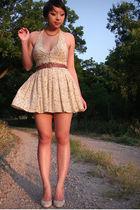 calvin klein via buffalo exchange dress