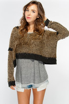 crop Tusc Boutique sweater