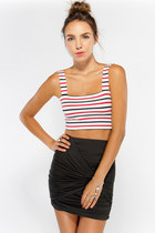 stripe Motel Rocks top