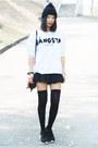 Black-31-phillip-lim-bag-black-ezzentric-topz-shorts-black-nike-sneakers