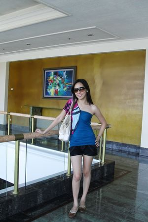 Celine bag - Aldo sunglasses - BELLE SHOES shoes - Penshoppe shorts