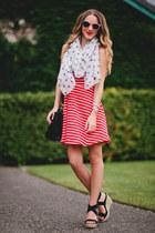 sugarhill boutique dress - Target scarf