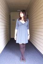 forever 21 dress - tights - Target shoes