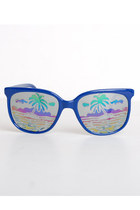 Blue-vintage-sunglasses