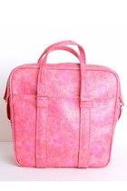 Bubble Gum Vintage Samsonite Bags
