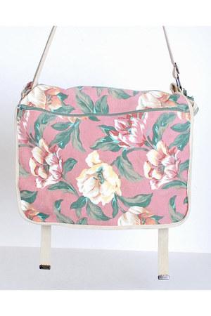 pink Vintage Gap bag