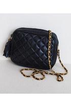 Navy-vintage-bag