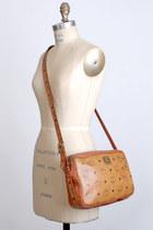 Brown Vintage MCM Bags