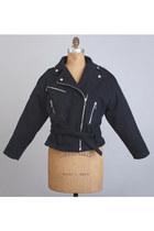 Black-vintage-jacket