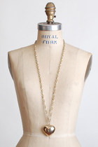 Gold Vintage Necklaces