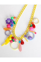 Pink-vintage-necklace