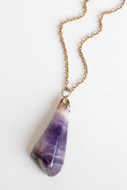 Amethyst-vintage-necklace