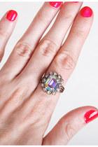 Pink Vintage Rings