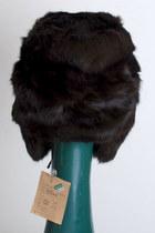Black Vintage Hats