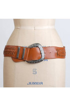 Brown-vintage-belt
