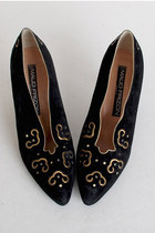 Black-vintage-shoes
