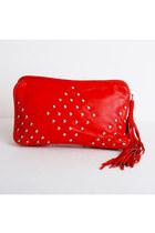 Red Vintage Purses