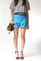 petite sophisticate shorts