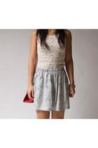 Twisted-moss-skirt