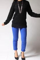 black Rena Rowan sweater