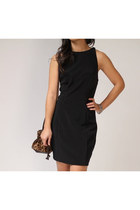 black Tadashi dress