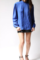 Blue-monqiue-blouse