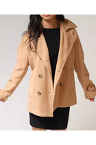 tan Esprit coat