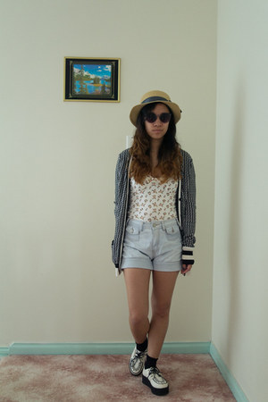 singlet leotard Ladakh top - creepers Ebay shoes