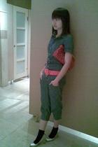 Mango jeans - Mango belt - Mango purse - charles&keith shoes