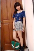 Zara top - Body&Soul skirt