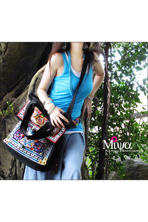 canvas Minx bag