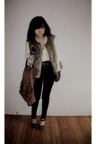 vest - blouse