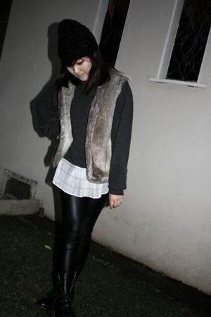 vest - pants
