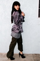 For Love Culture jacket - Rogan for Target dress - H&M pants - Jessica Simpson s