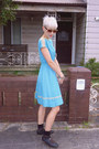 Vintage-shoes-vintage-dress-vintage-bag-vintage-sunglasses