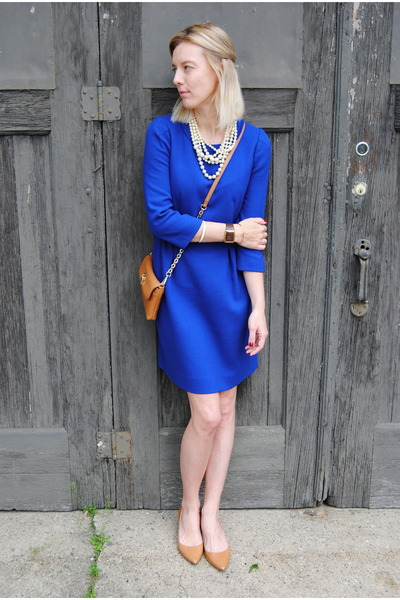 Calvin Klein Bags Jcrew Dresses Quot Casablanca Blue Dress