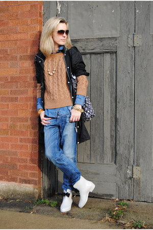 ivory Mellissa shoes