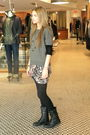 Banana-republic-accessories-zara-boots-ralph-lauren-shirt-majestic-skirt-